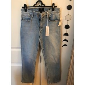 Sanctuary Modern Crop Straight Leg Jeans